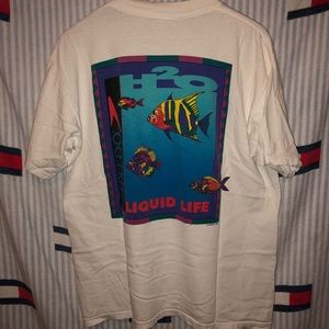 Vintage Speedo short sleeve shirt